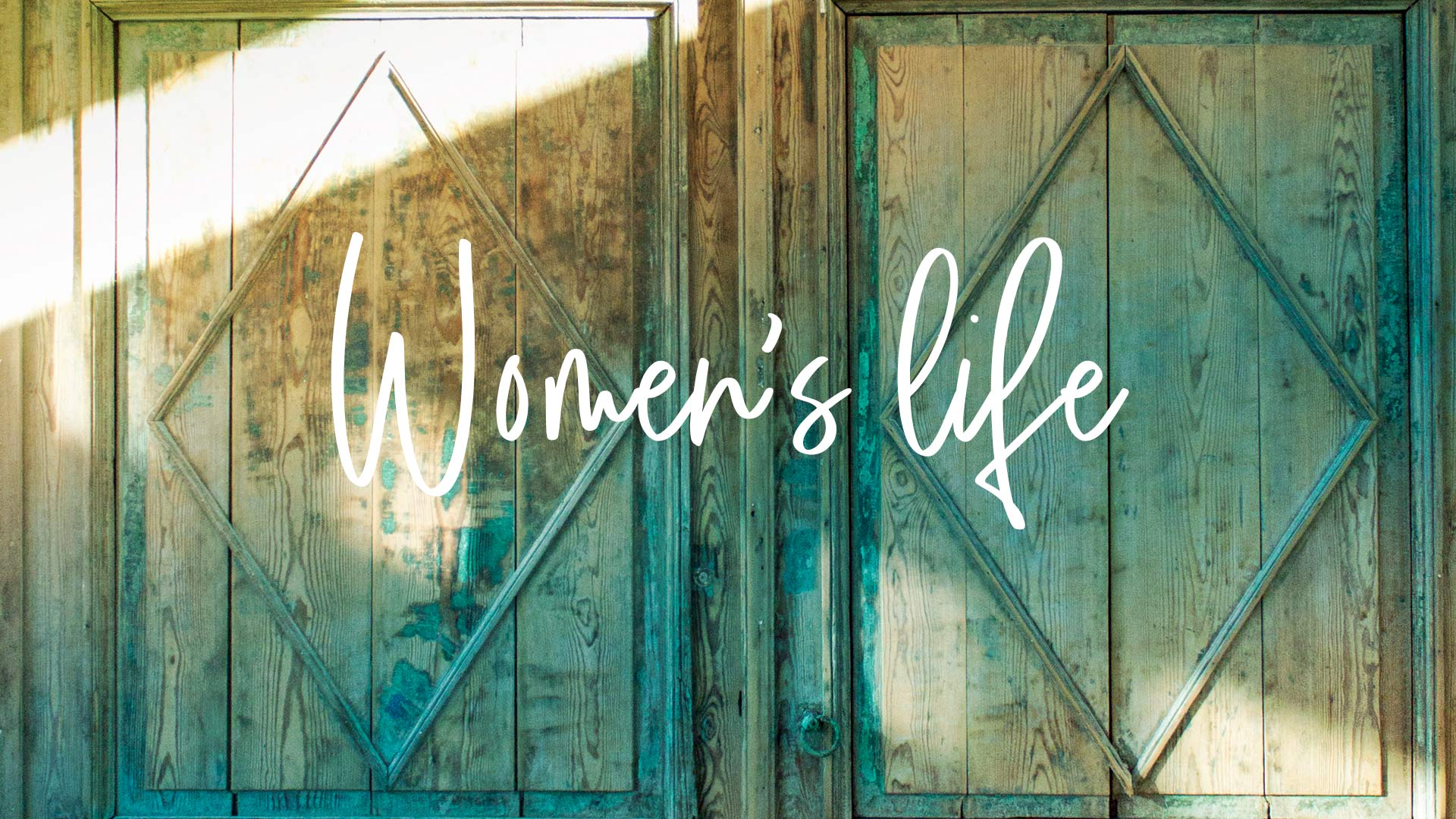 2019 Women's Life :: Listen - Five Faithful Men