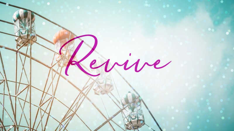 2020 - Revive - March